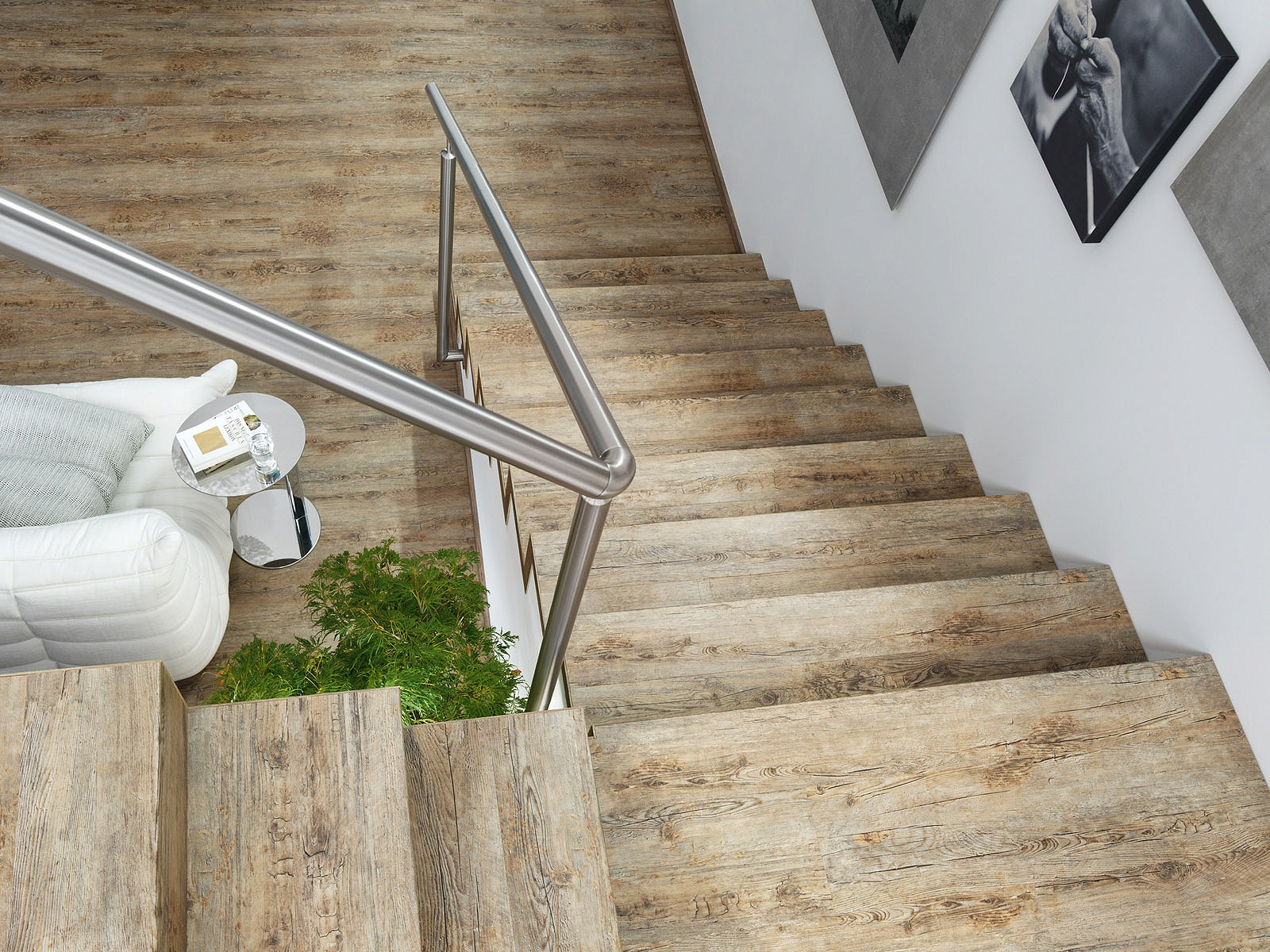 Treppenbelage Schneider Holz Boden